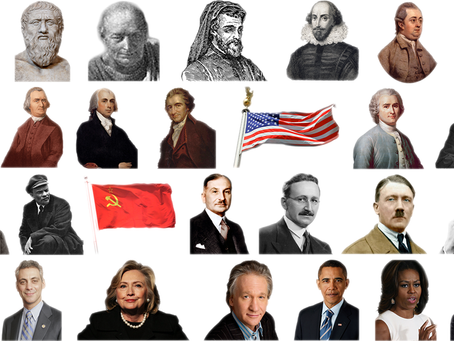 Cast of Characters in Economic Sovereignty