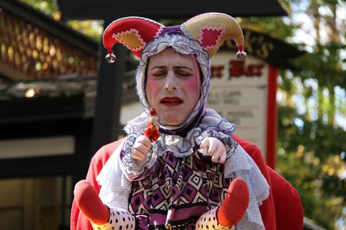 Age 32, Maryland Renaissance Festival