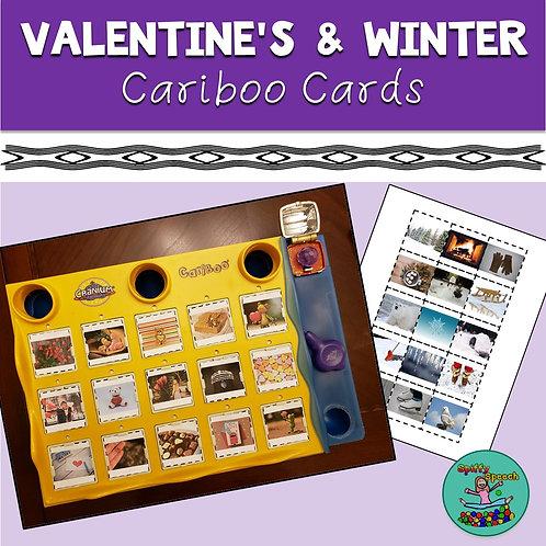Cariboo Cards - Valentine's Day & Winter