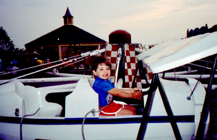 1983, Darien Lake, NY