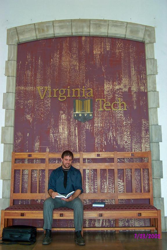 Age 22, Virginia Tech
