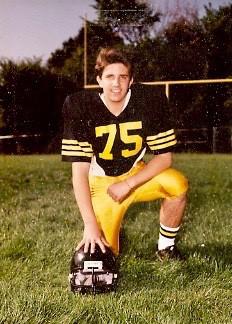 Age 13, Sterling Steelers