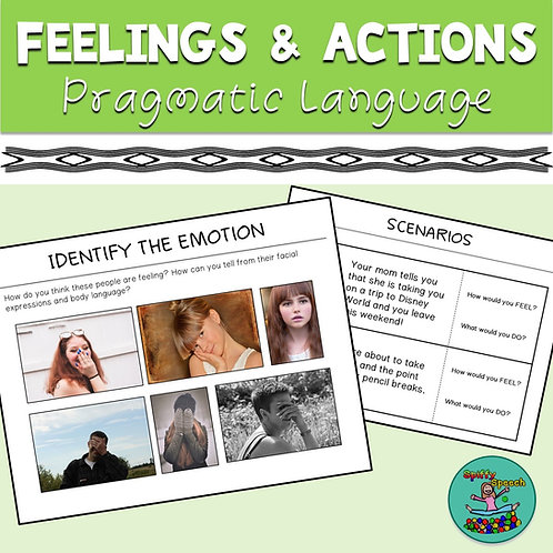 Feelings and Actions