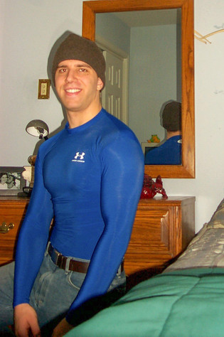 Age 23, Going to Gym