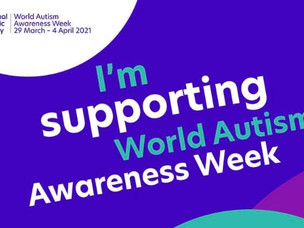 We're celebrating Autism Awareness Week!