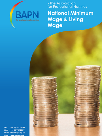National Minimum Wage and Living Wage