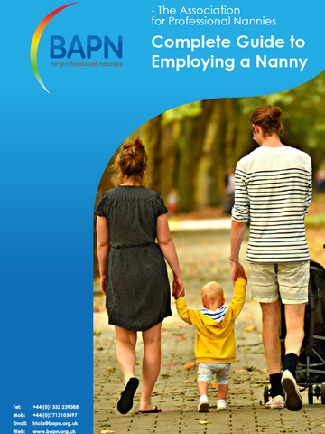 Complete Guide to Employing a Nanny