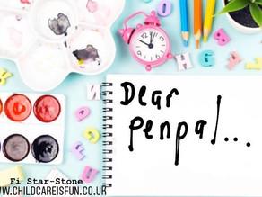 Dear Penpal
