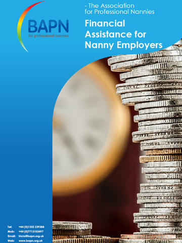 Financial Assistance for Nanny Employers