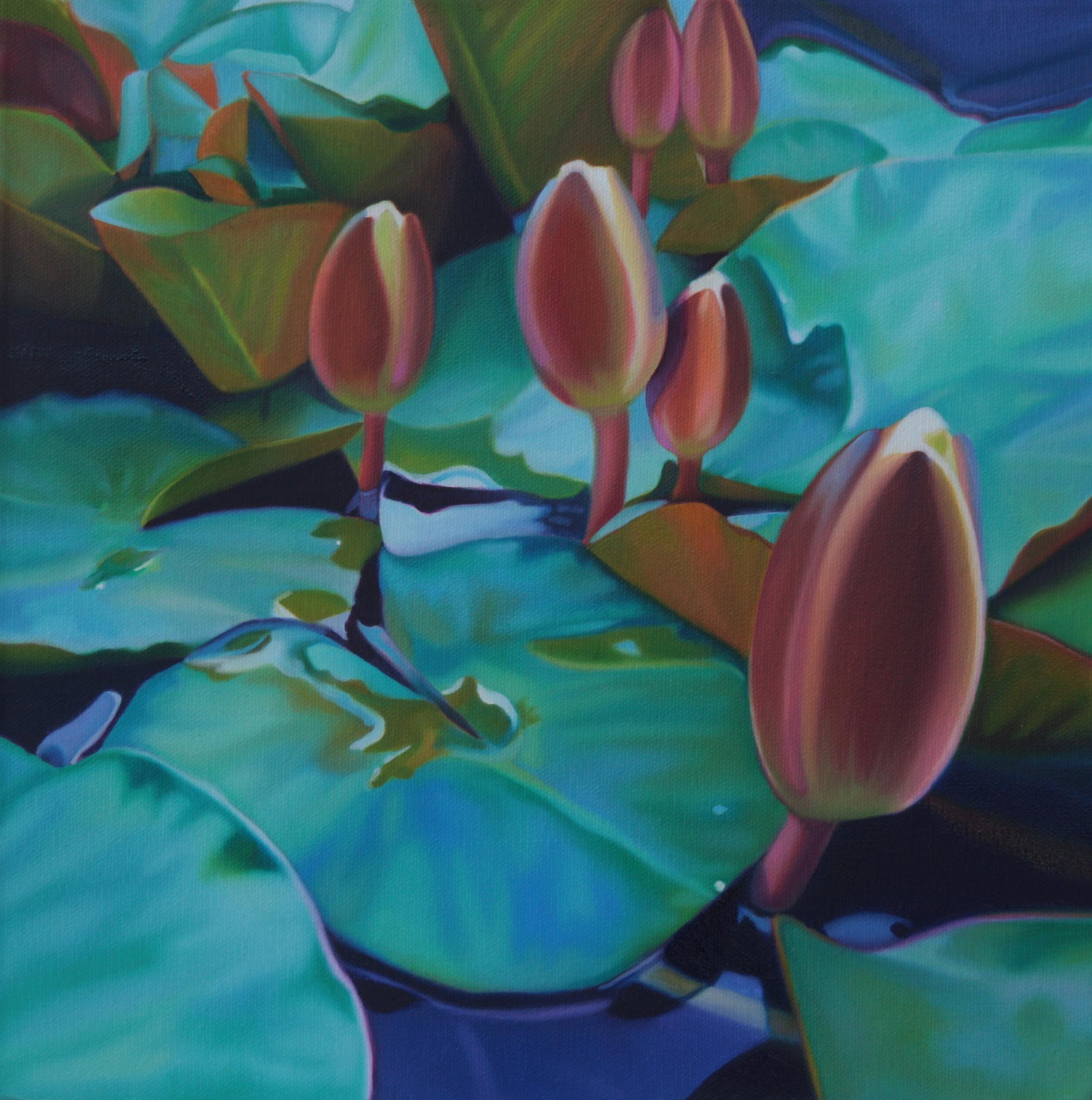 Waterlilies NO.9