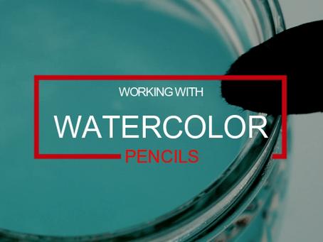 Art Journaling - Watercolor Wednesday's