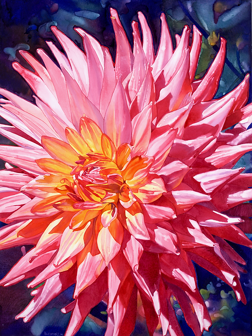 Flower Study X Limited Edition Paper Print