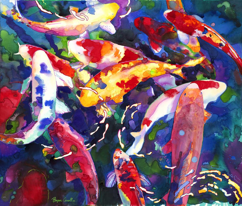 Koi Fish NO.3