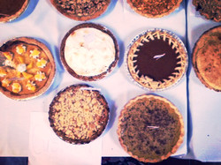 Baking Contest Table