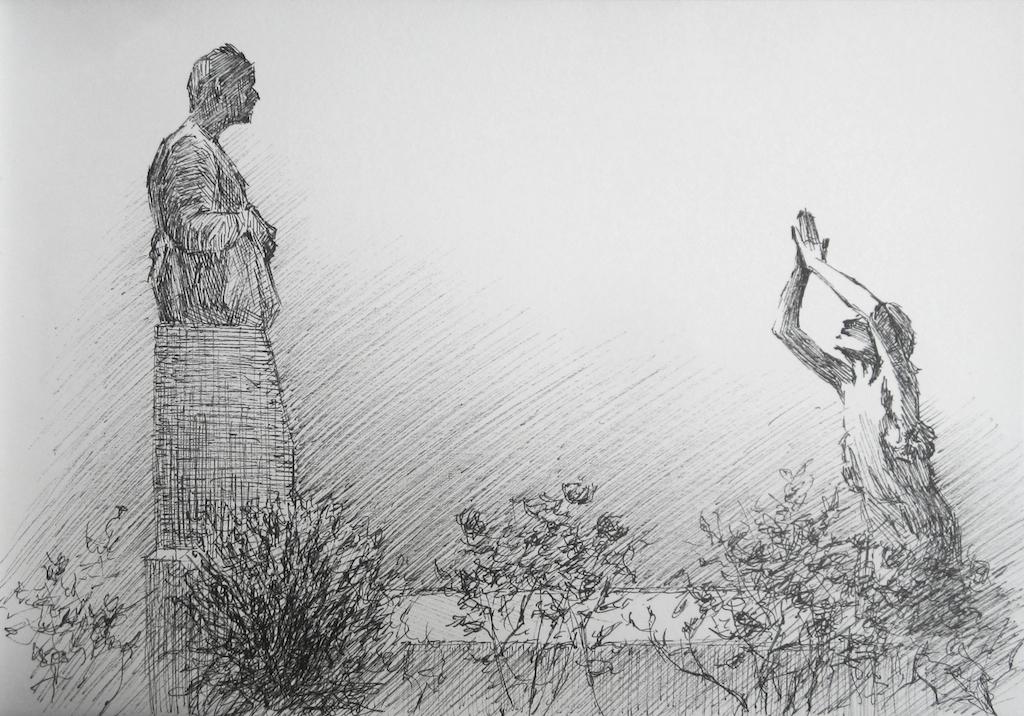 The Pleading at San Miniato