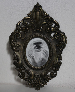 Stuck (miniature with frame)