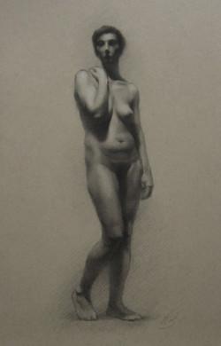 Evening Nude