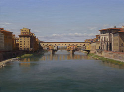 Ponte Vecchio in Primavera