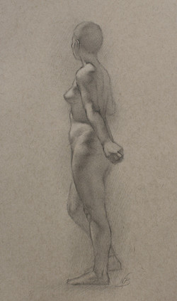 Female Nude 1