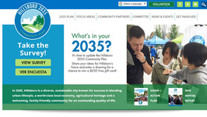 Your Hillsboro Vision Sought For 2035 Update Sought - Be Heard!