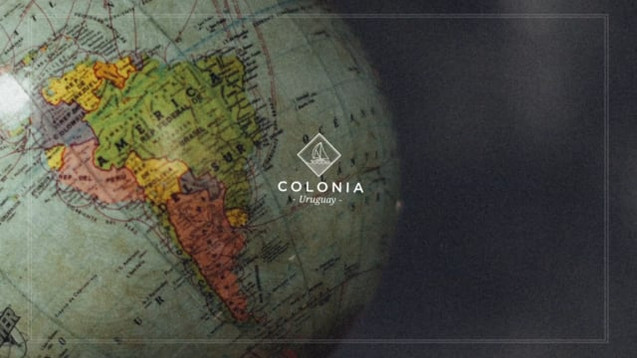 Rute Atlas - Colonia Uruguay