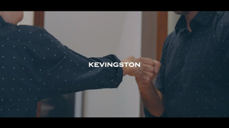 """Mi papá, mi héroe"" - Kevingston"