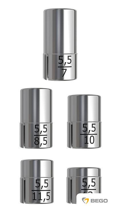 Drill stop, Drill stops, S/SC/SCX 5.5, 1 set