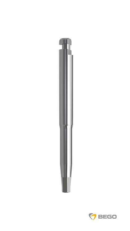 Hexagon screwdriver 1.25 mm for contra-angle, L25, 1 unit