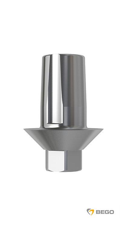 Sub-Tec CAD/CAM titanium adhesive abutment, S/RI 5.5, 1 unit
