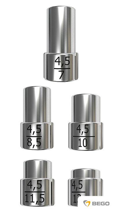 Drill stop, Drill stops, S/SC/SCX 4.5, 1 set