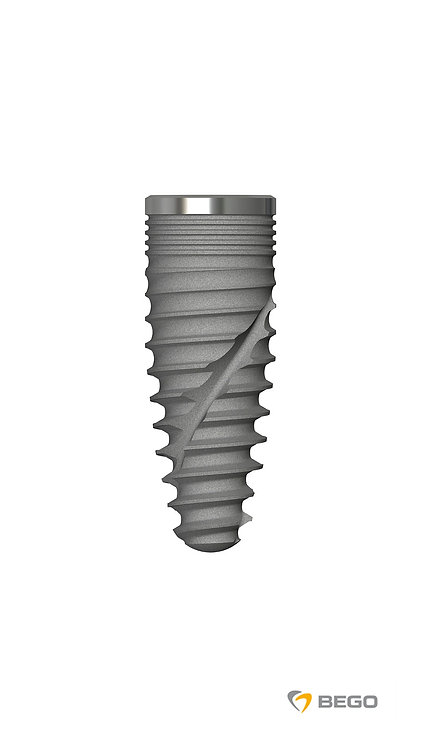 Implant, BEGO Semados® implant, RS 3.75 L10, 1 unit