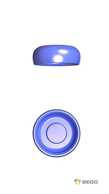 Easy-Con retention insert (blue), 680 g; 6.7 N; 0-10°, 4 units