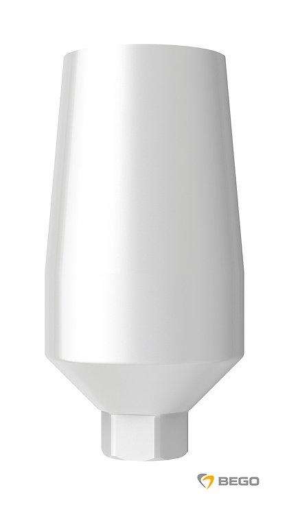 Ceramic abutment, BeCe Sub-Tec Ceramic abutment, S/RI 3,25-5,5, 1 unit (56092)