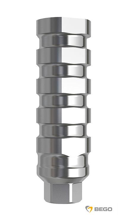 Provisional abutment, Sub-Tec temporary titanium abutment, S/RI 3.25-3.75