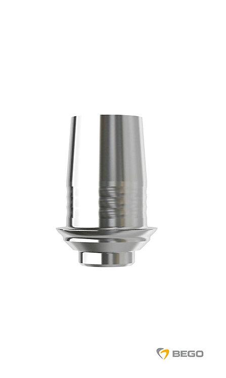 Adhesive abutment no Hex Platform Switch, PS TiB NH, GH 0 SC/SCX/RS/RSX/RI* 4.1,