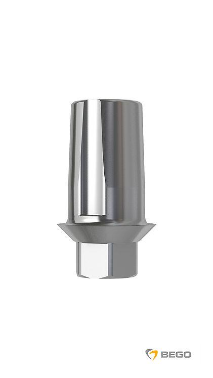 Sub-Tec CAD/CAM titanium adhesive abutment, S/RI 4.1, 1 unit