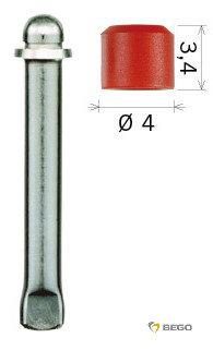 Impression set, ball attachment, Impression set ball attachment Dalbo®-PLUS (55768)