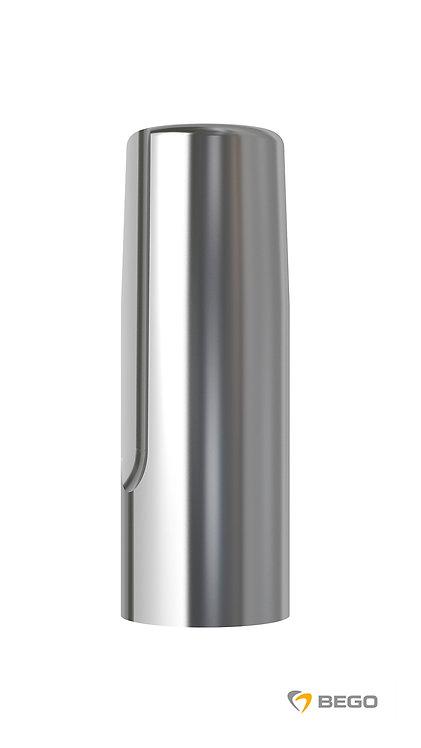 Solid abutment titanium, TiA, Mini 2.9-3.1, 1 unit