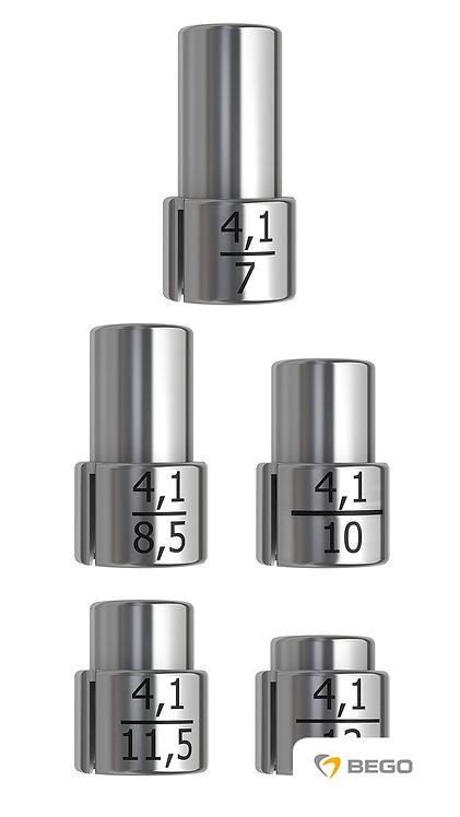 Drill stop, Drill stops, S/SC/SCX 4.1, 1 set