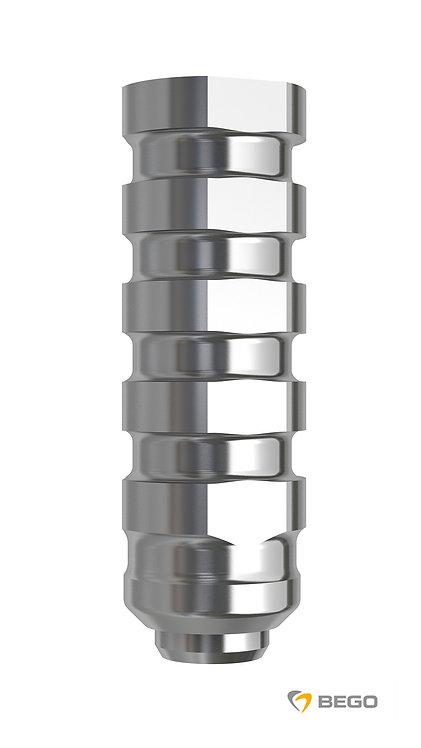 Sub-Tec temporary titanium abutment no Hex, S/RI 3.25-3.75,1 unit