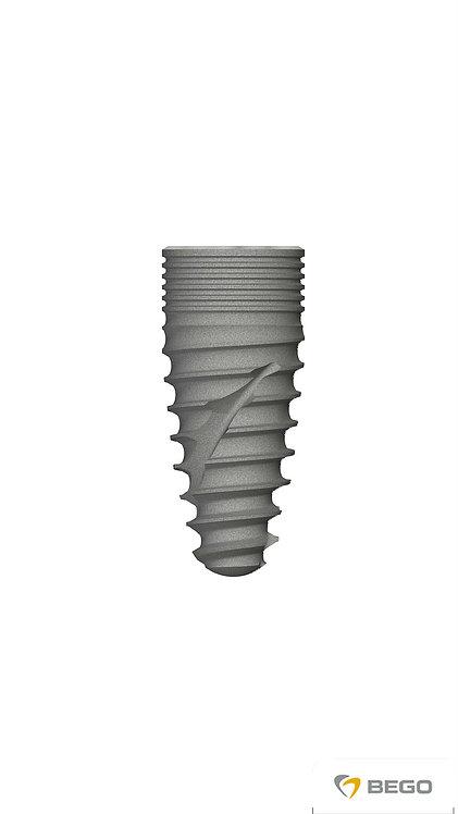 Implant, BEGO Semados® implant, RSX 3.75 L8.5, 1 unit