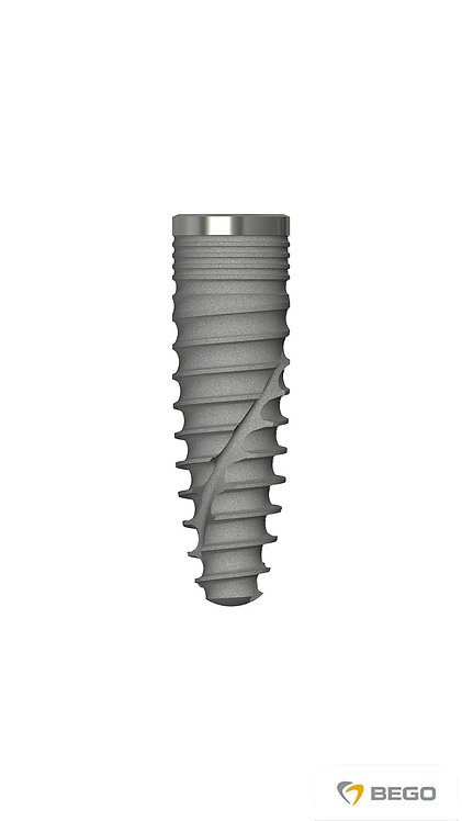 Implant, BEGO Semados® implant, RS 3.0 L10, 1 unit