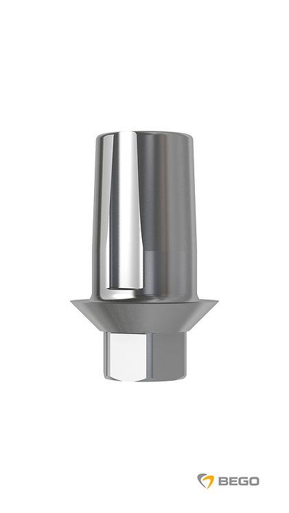 Sub-Tec CAD/CAM titanium adhesive abutment, S/RI 4.5, 1 unit