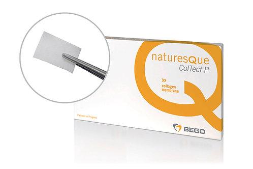 Resorbable collagen membrane for dental surgery, naturesQue ColTect P, 20 x 30 m (58497)