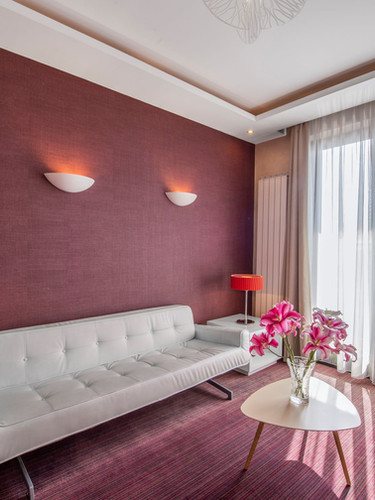 Crystal Suite - Sitting Area
