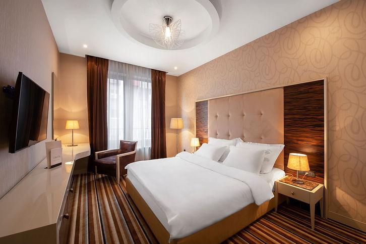 Business Suite - Bedroom