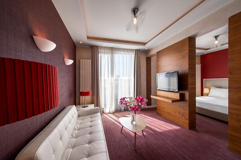 Crystal Suite - Living Room