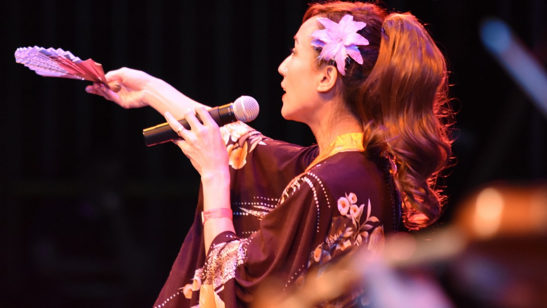 Mini Concert & Meet and Greet with Junko Fujiyama