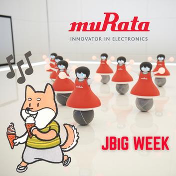 JBiG Week! - Murata