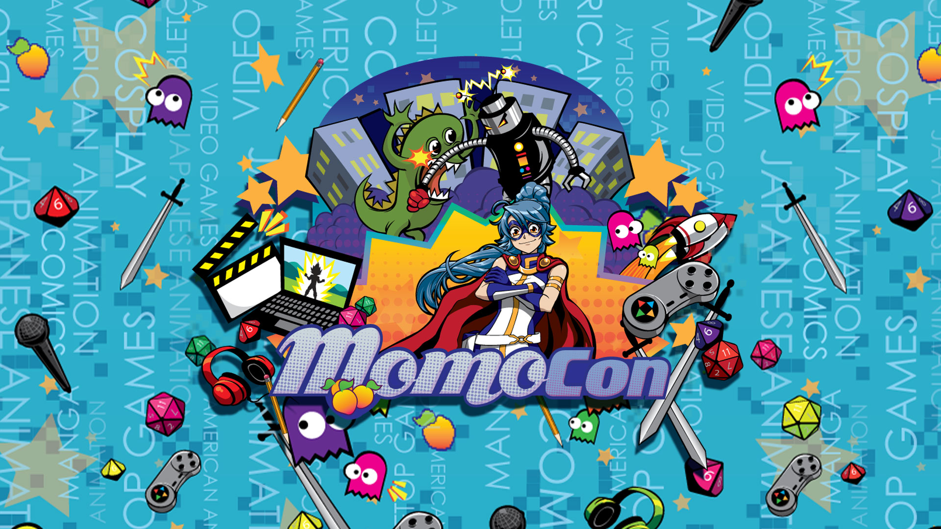 Get Ready with Me ft. MomoCon